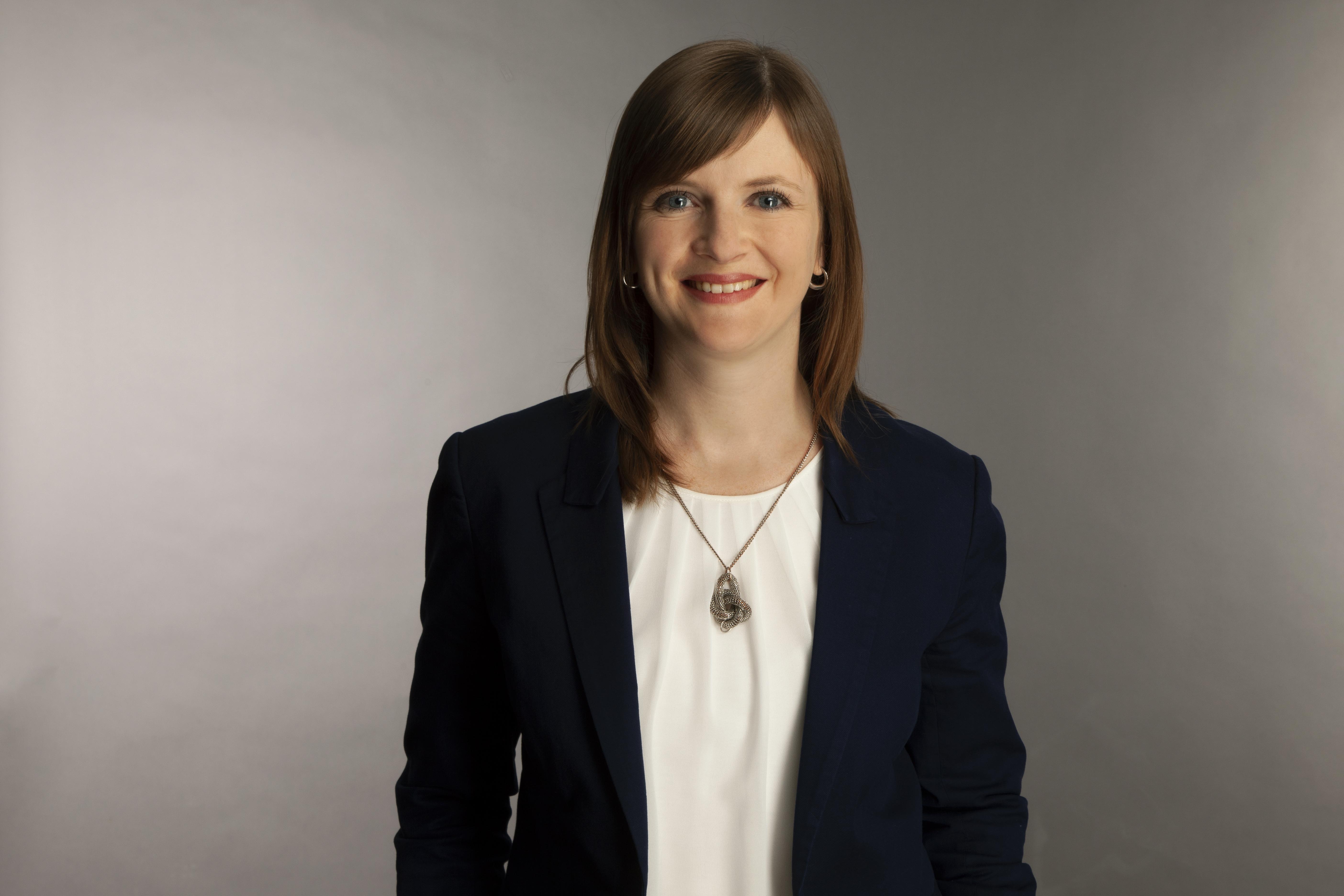 Erste Bürgermeisterin Annika Popp