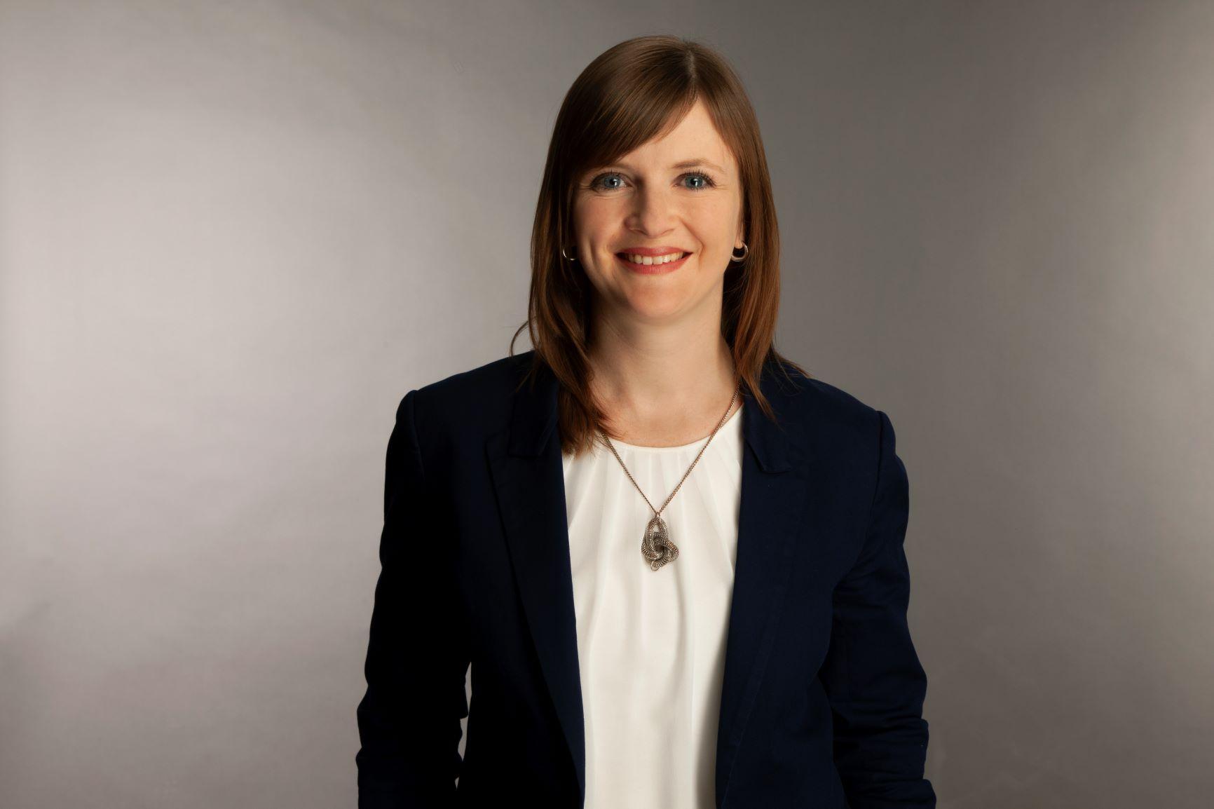 Annika Popp, Erste Bürgermeisterin der Gemmeinde Leupoldsgrün