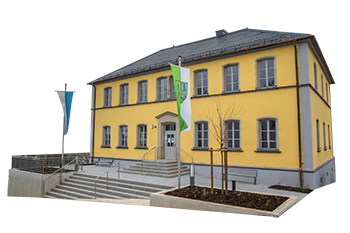 Abbildung Rathaus Leupoldsgrün