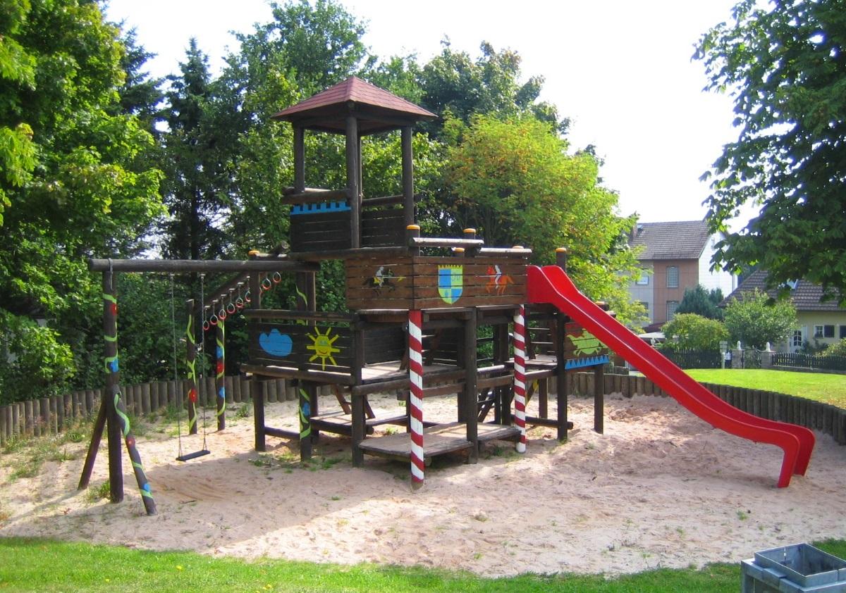 Spielplatz am Hohen Stein