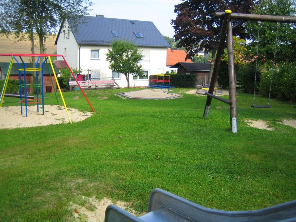 Spielplatz am Löwenberg