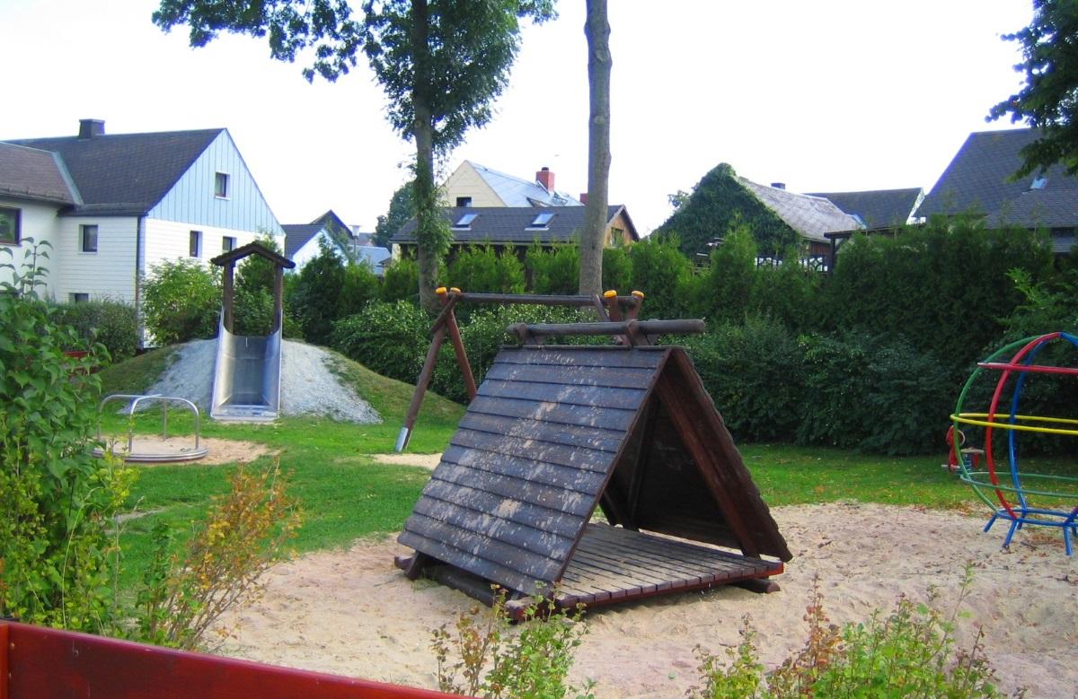 Spielplatz in der Frankenwaldstraße