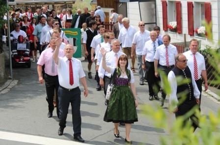 Vereine Wiesenfest