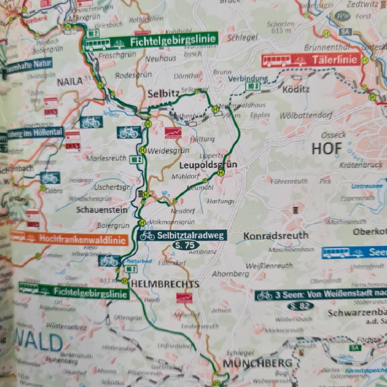 Fahrplanänderung - Radlerbus fährt jetzt durch Leupoldsgrün