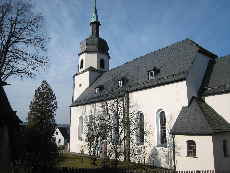 Evangelische Kirchengemeinde - Waldgottesdienst Kalkofen