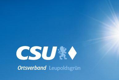 CSU - Jahreshauptversammlung