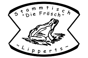 """Stammtisch """"Die Frösch"""" - Jahreshauptversammlung"""